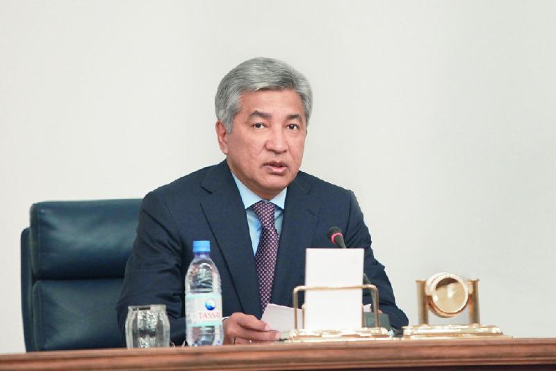 Тасмагамбетов поручил разобраться с незаконной приватизацией телеканала «Дидар»