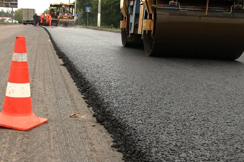 70 улиц заасфальтировали в Атырау за лето