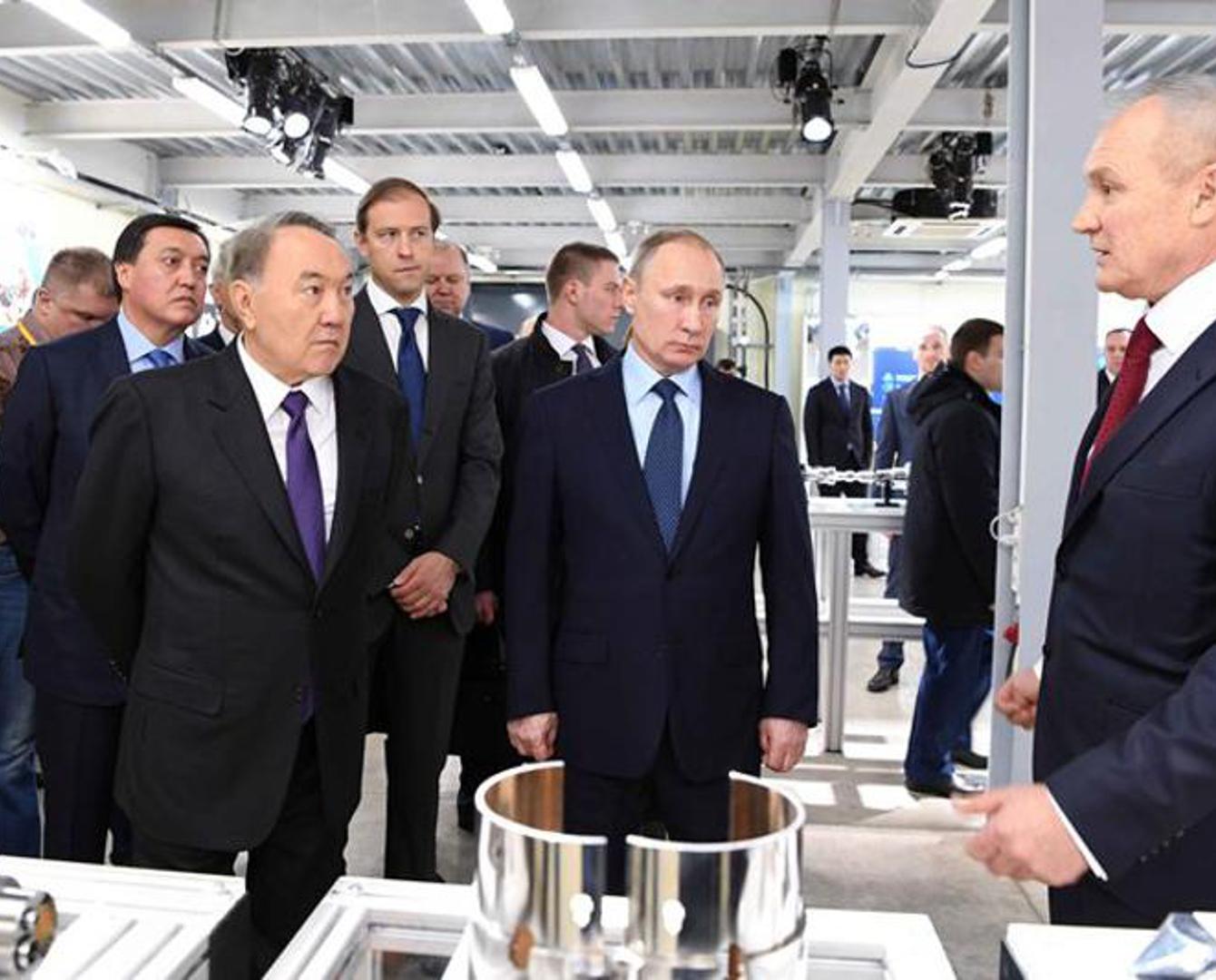 哈俄两国签署拜科努尔航天中心未来合作理念
