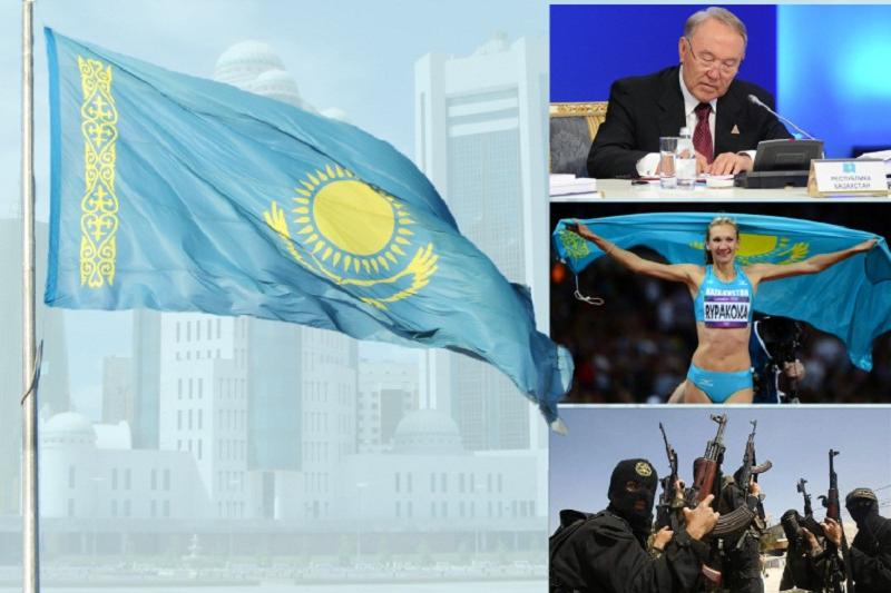 Seven major events of year 2016 in Kazakhstan