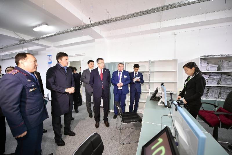Новый спецЦОН в Шымкенте будет обслуживать до 600 человек в сутки