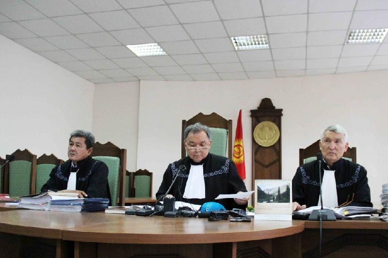 Уголовное дело возбуждено в отношении экс-генпрокурора Кыргызстана