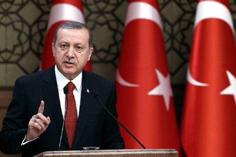 Erdoğan named prospective participants of Syria talks in Astana