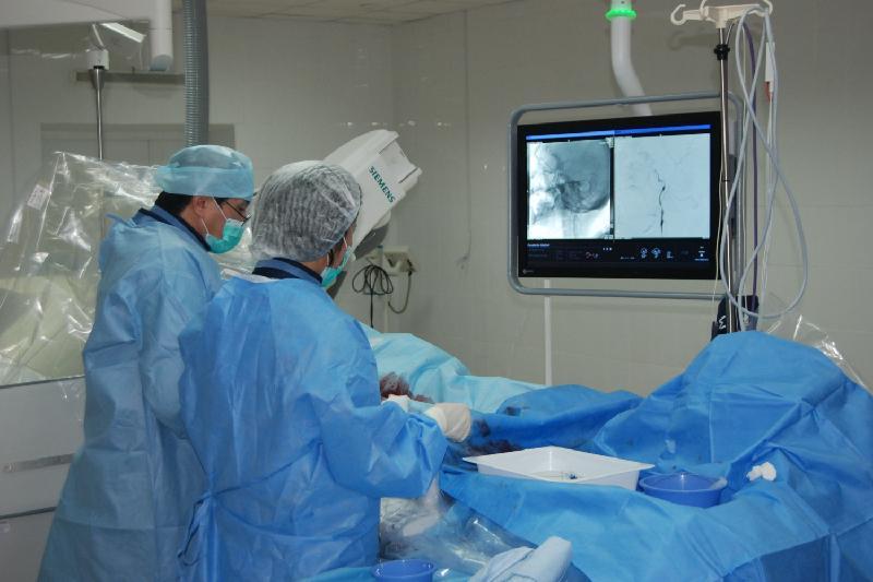 Операции пациентам с инсультом начали делать в Атырау