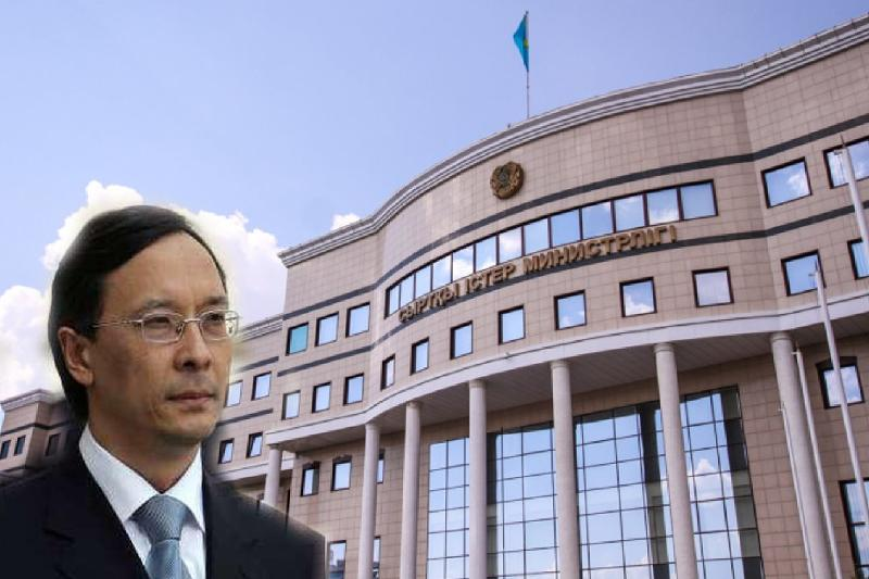 Kairat Abdrakhmanov named RoK Foreign Minister