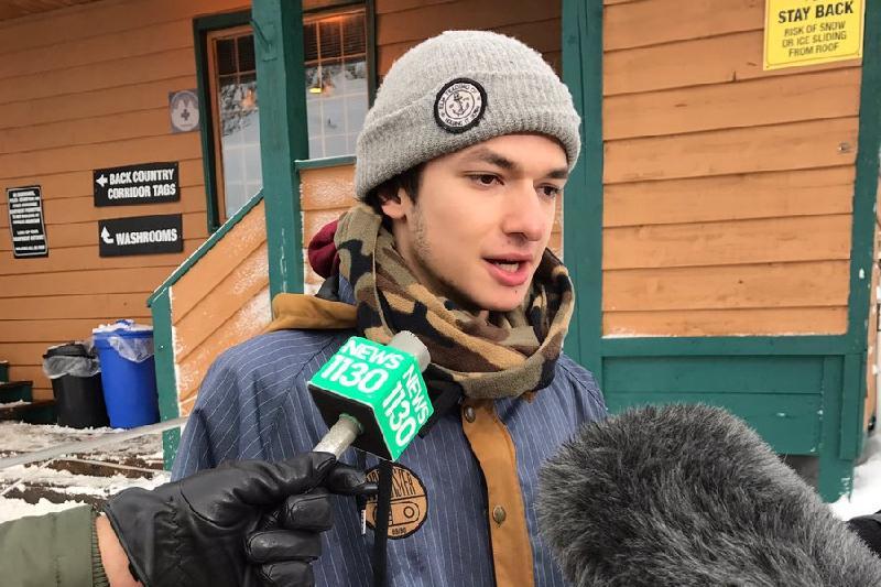 Канада тауларында 20 жасар қазақстандықты құтқарды