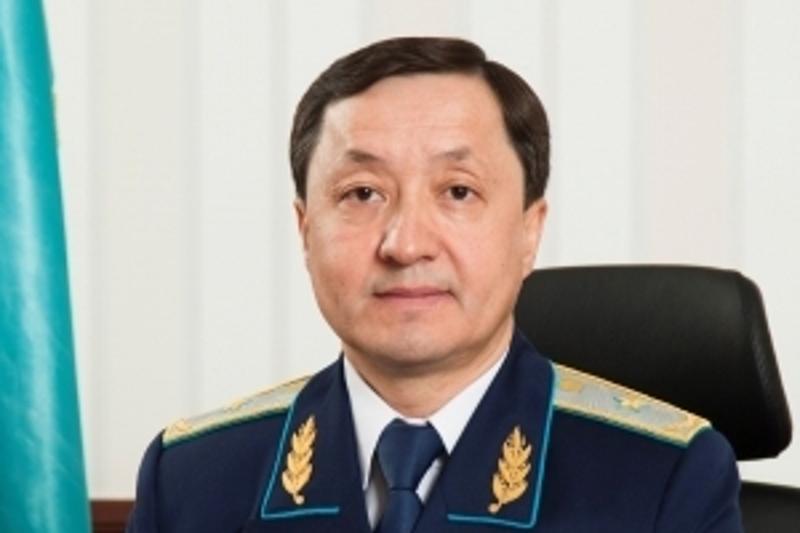 Новый прокурор назначен в Карагандинской области