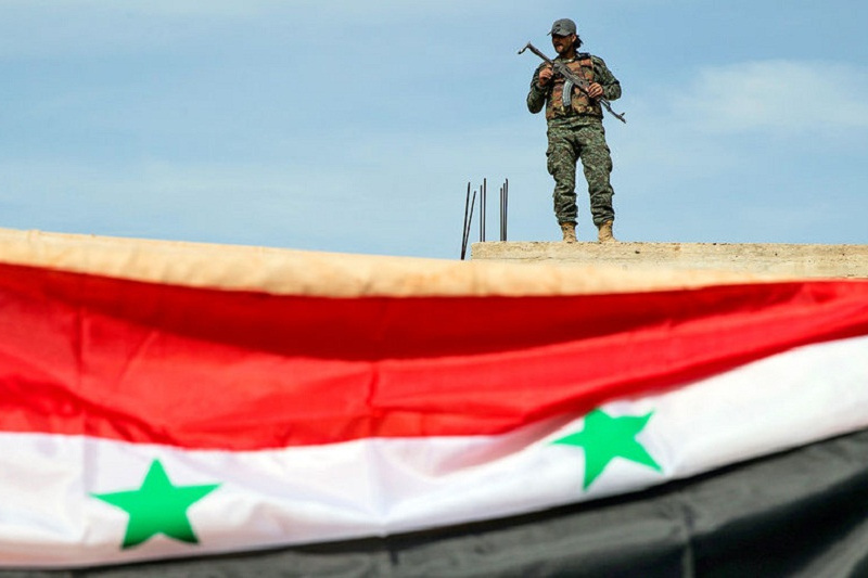 Сирияда қос тарап атысты тоқтату туралы мәмілеге келді