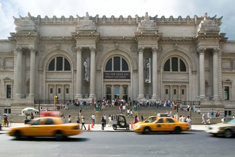 Экспонаты знаменитого нью-йоркского музея «Метрополитен» привезут в Астану