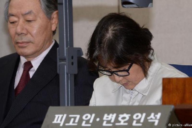 Данияда Оңтүстік Корея президенті құрбысының қызы ұсталды