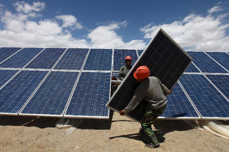Китай инвестирует $361 млрд в возобновляемые источники энергии