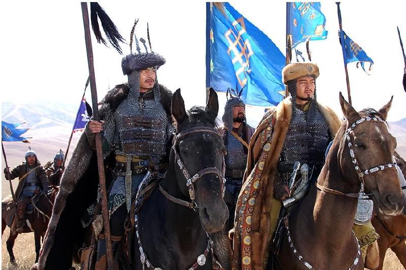 Almas Kylysh - new historical movie about Kazakh Khanate