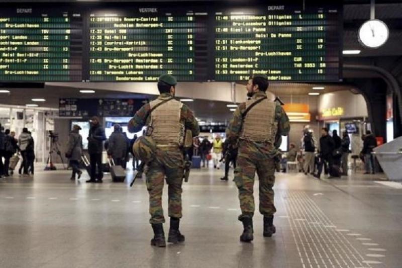 Новую систему безопасности внедрят на всех ж/д станциях Бельгии