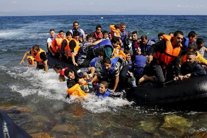 Свыше 5 тыс беженцев утонули в Средиземном море на пути в Европу
