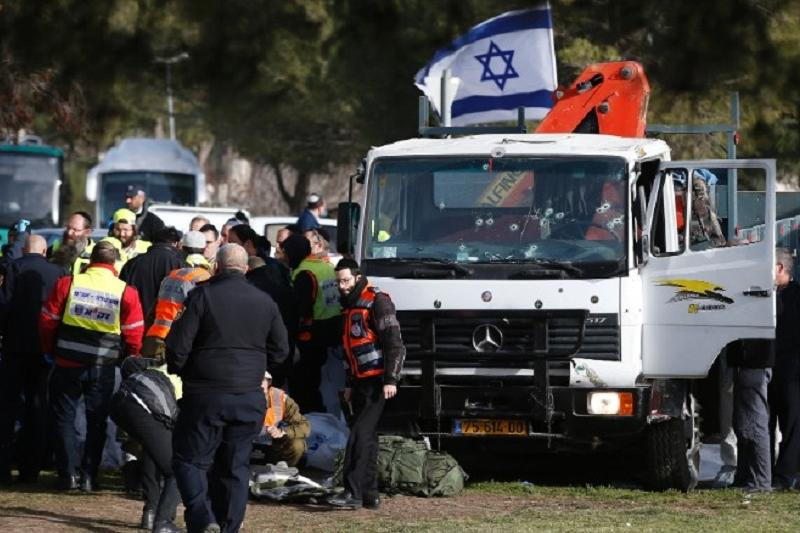 Jerusalem attack possibly carried out by ISIS supporter