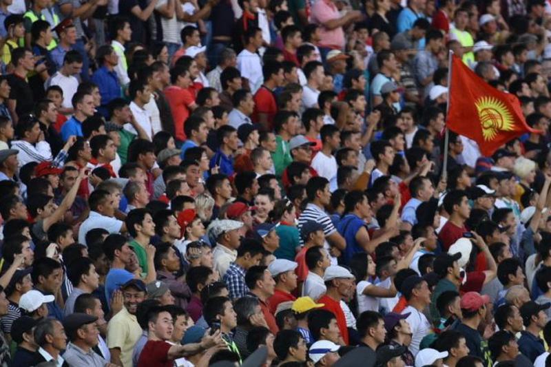 Население Кыргызстана превысило 6 млн человек
