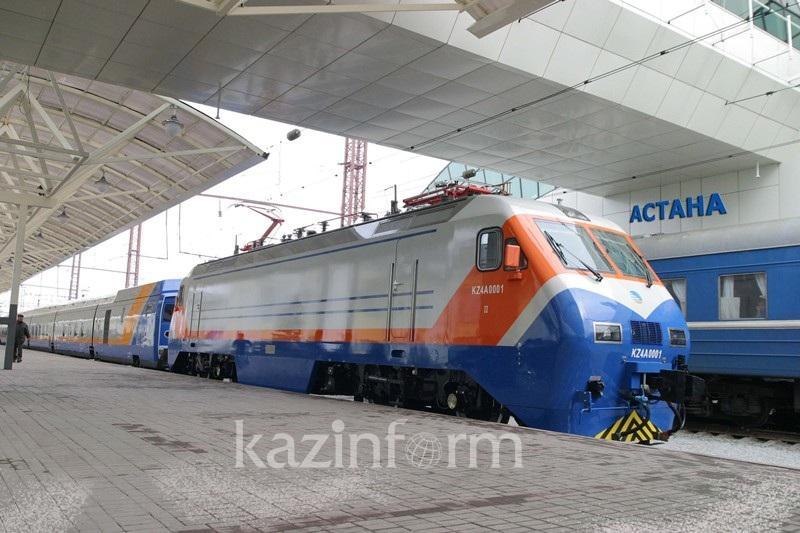 КТЖ досрочно вводит сниженный тариф для транзита из Кыргызстана в Россию