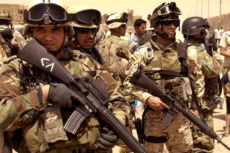 Иракская армия обещает взять восток Мосула в ближайшие дни