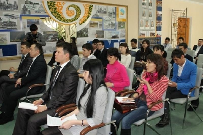 Восемь ресурсных центров открыли для атырауской молодежи