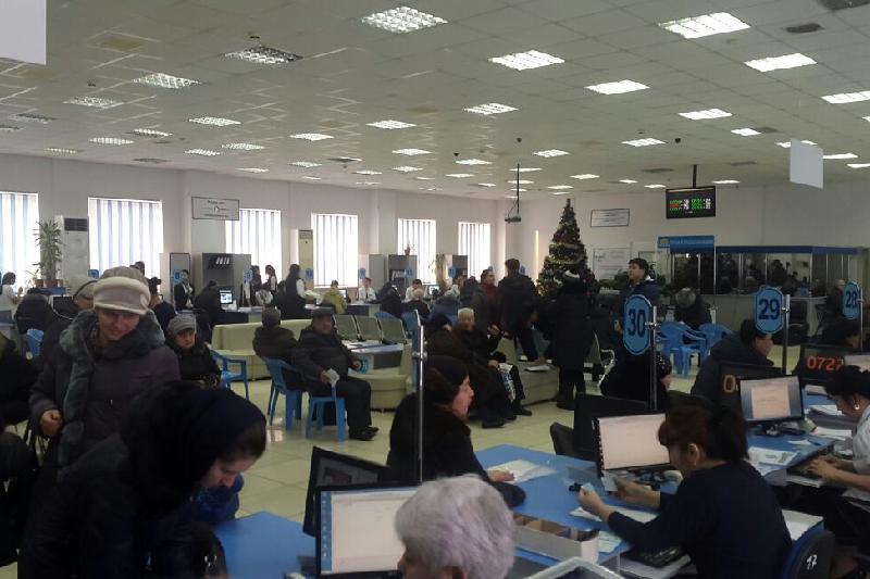 Число сотрудников увеличили в павлодарском ЦОНе