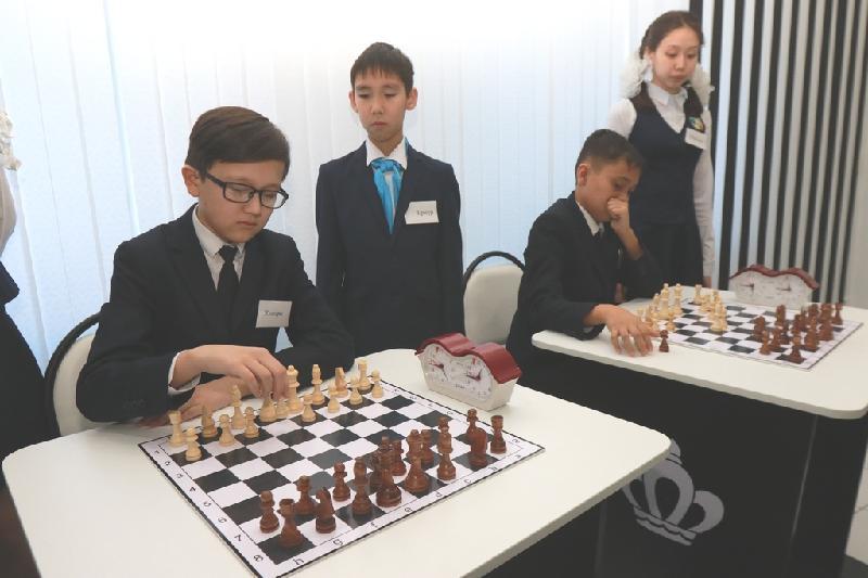 Около 40 млн тенге выделили на шахматные кружки в Павлодаре