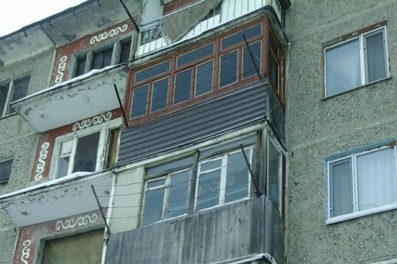 В Сарани из многоэтажки с трещинами выселили жителей