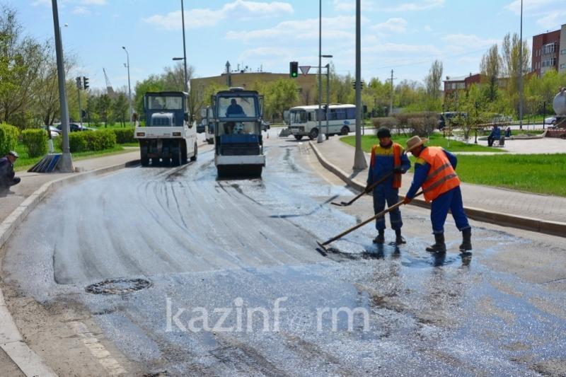 Более 300 улиц заасфальтируют в Атырау