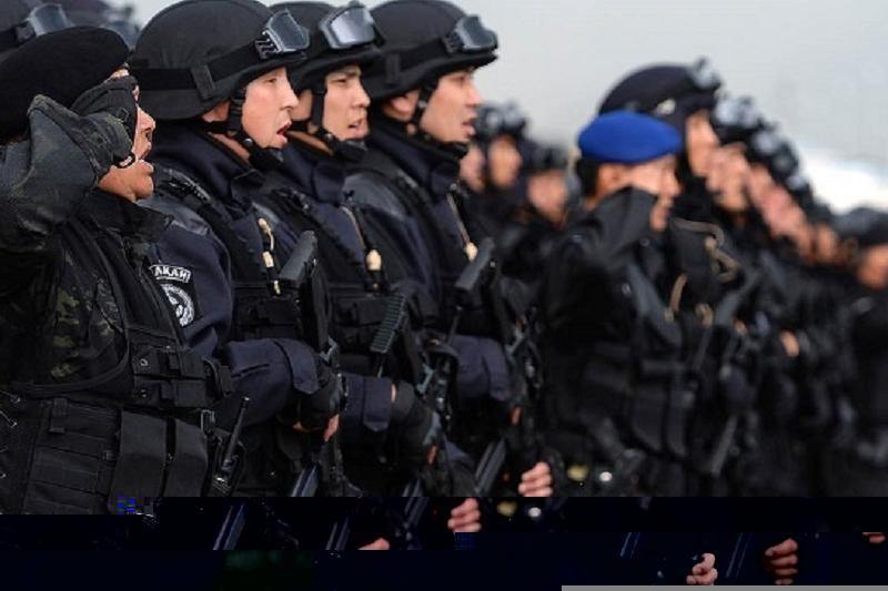В КНБ рассказали о требованиях к бойцам службы спецназначения «А»