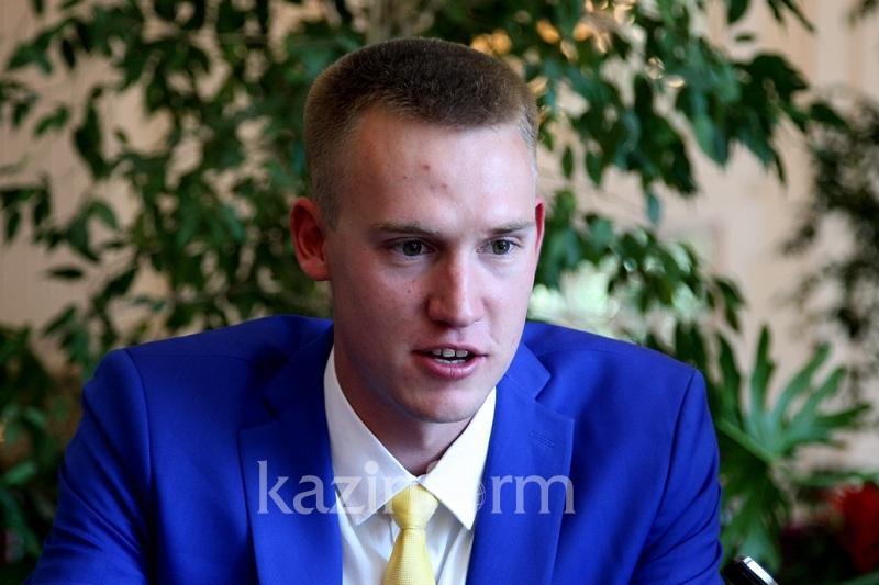 Дмитрий Баландин признан «Народным любимцем» Казахстана