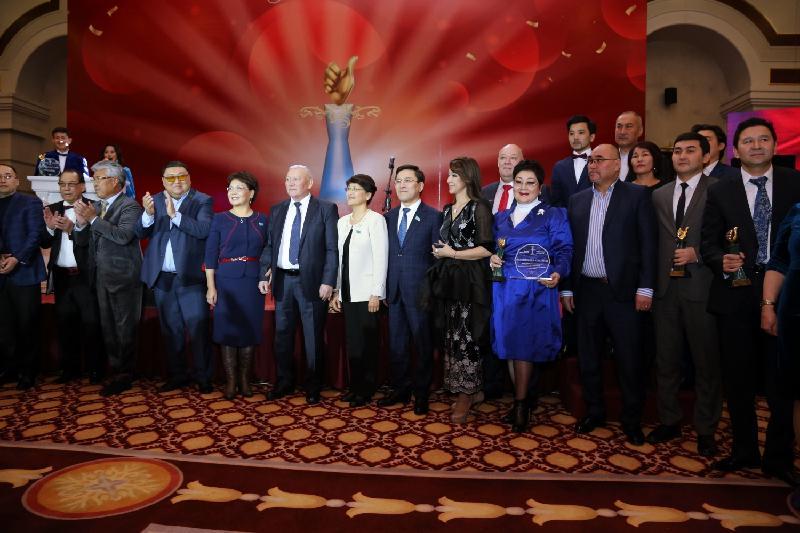 В столице наградили победителей премии «Народный любимец»