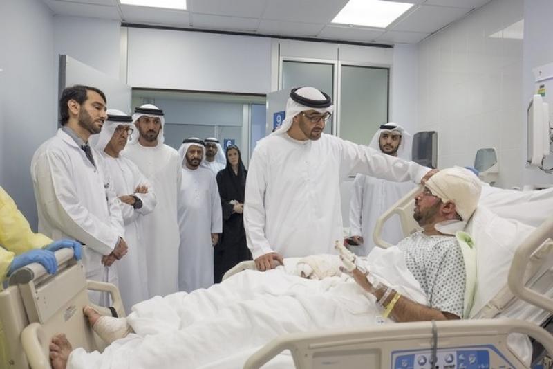 В Эмиратах простились с погибшими в Афганистане дипломатами