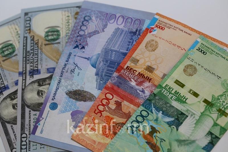 Халықтың долларды сатып алу көлемі азайып келеді - Ұлттық банк