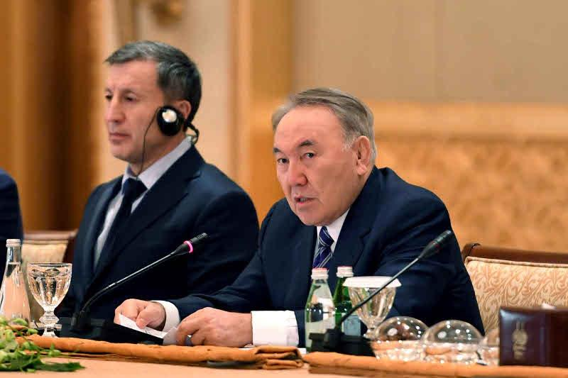 Назарбаев обсудил строительство «Астана спорт сити» с испанским архитектором Калатравой