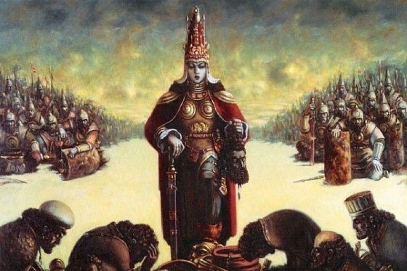 «Томирис» тарихи драмасының алғашқы 2 постері жарияланды