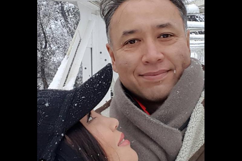 Алматылық бизнесмен Баян Мақсатқызымен арадағы махаббатын жайып салды