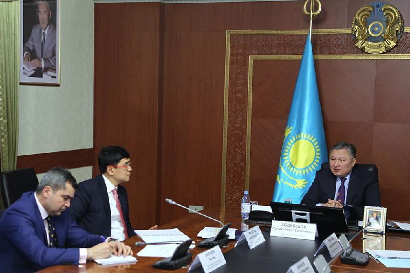 ЕБРР готов финансировать проекты по модернизации ЖКХ в Карагандинской области