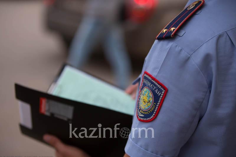 Совершивший смертельный наезд на девочку в Атырау водитель задержан
