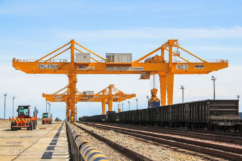 Выделенные на создание инфраструктуры СЭЗ «Хоргос - Восточные ворота» средства полностью освоены