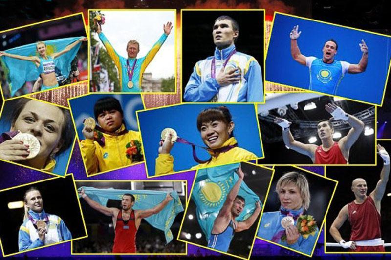 Олимпиада чемпиондары «Жеңімпаздармен сұхбат» жобасында балалармен жүздесті