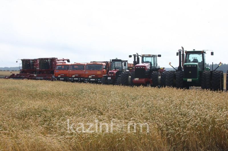 На весенне-полевые и уборочные работы выделен кредит в 60 млрд тенге - МСХ
