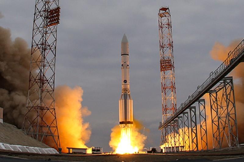 质子-M运载火箭因技术原因返厂 恐将影响航天发射计划