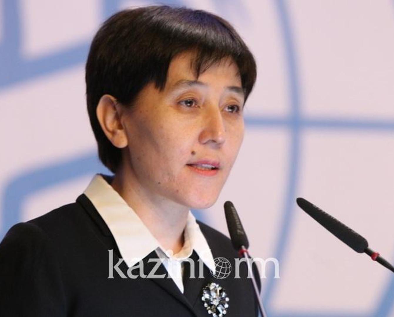 Тамара Дуйсенова назначена министром труда и социальной защиты