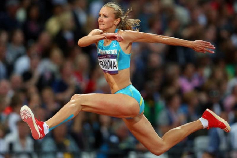 Рыпакова 2008 жылғы Олимпиада ойындарының күміс жүлдесіне ие болады