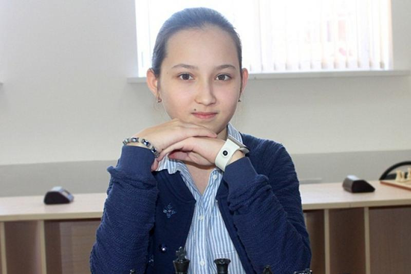 Zhansaya Abdumalik wins World Junior and Girls U20 Chess Championship 2017