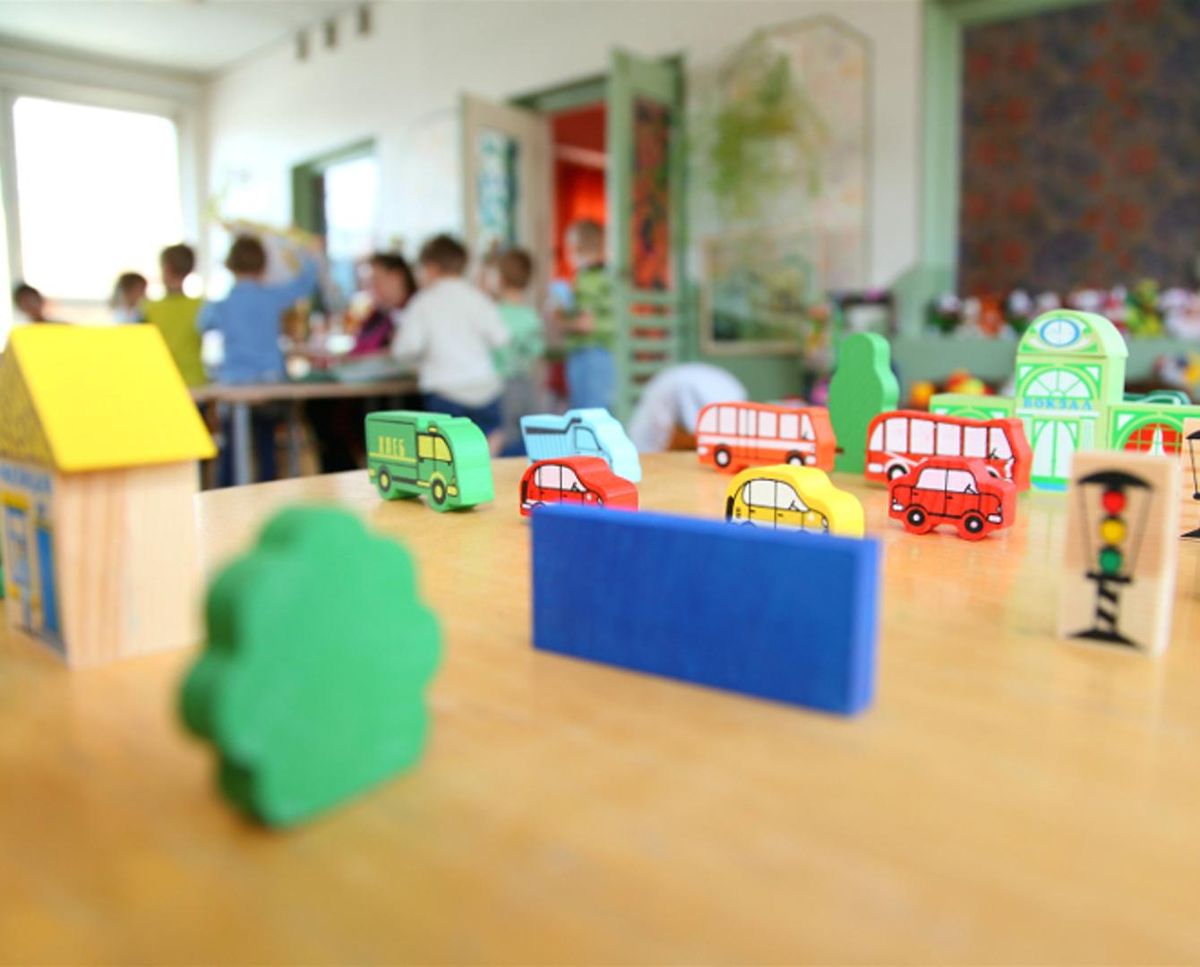 Только 57% детей посещают садики в Атырау