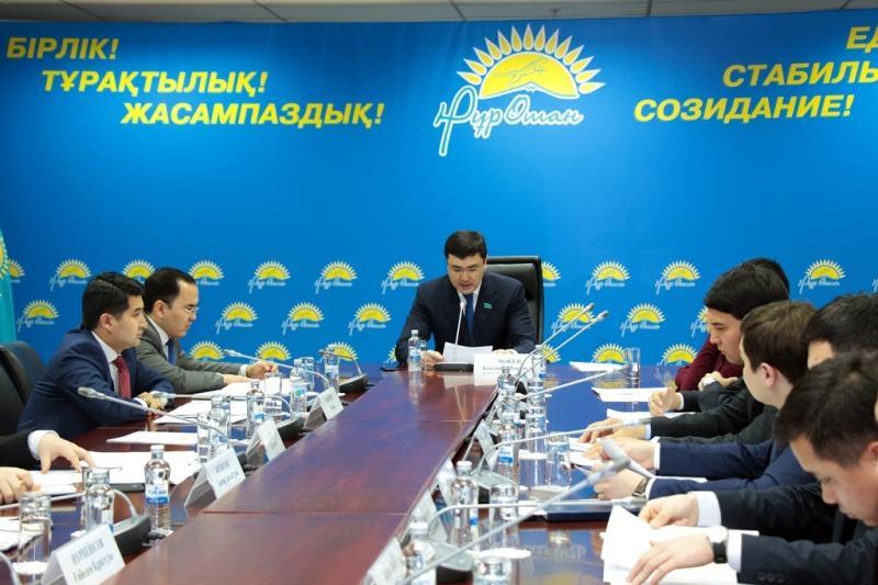 Эксперты обсудили вопросы вовлечения молодежи Казахстана в госполитику