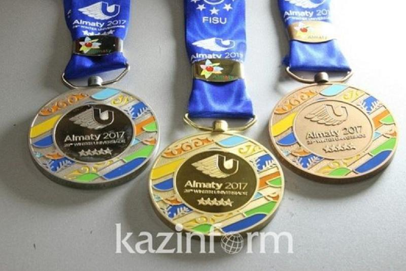 Универсиада-2017: Қазақстан қоржынына алғашқы медаль түсті