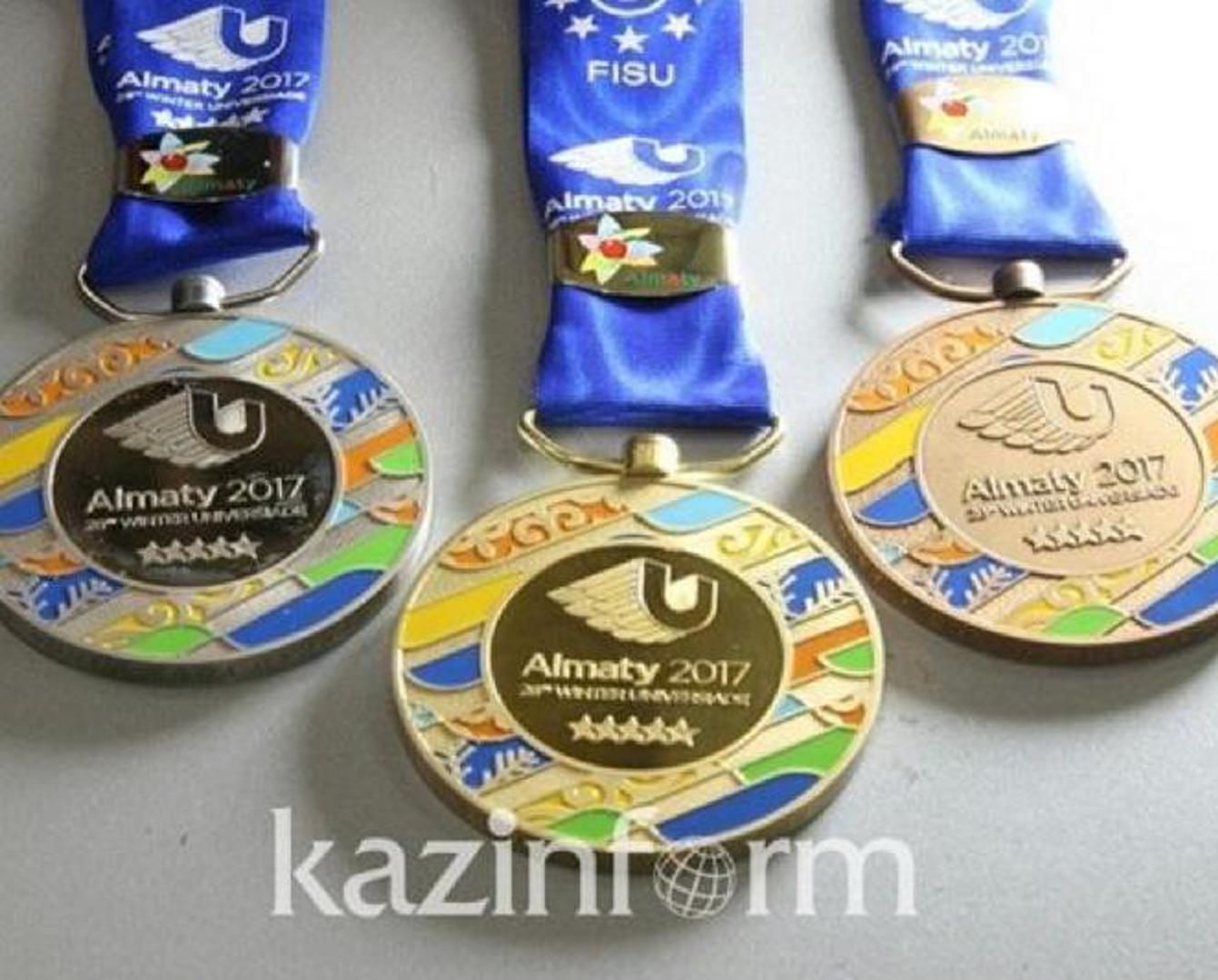 Универсиадада 26 мемлекетке медаль бұйырды