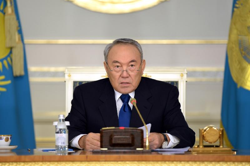 Baiterek and KazAgro to be reorganized, Nazarbayev