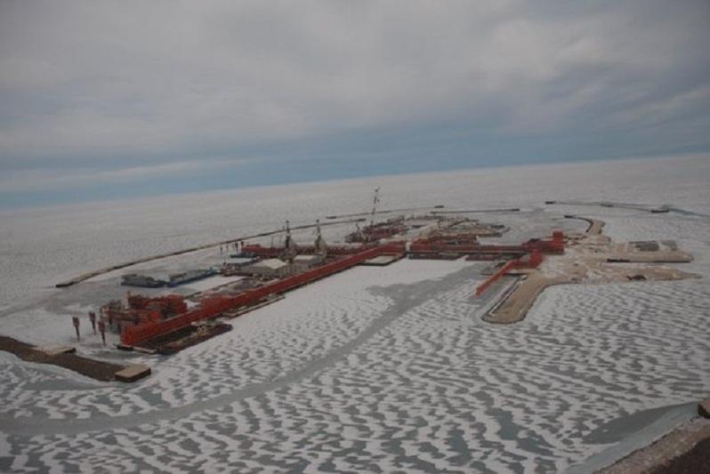 450 тыс баррелей нефти в сутки планируют добывать на Кашагане на первом этапе освоения